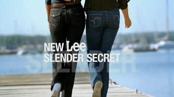 Lee Jeans Slender Secret  TV Spot - Thumbnail 4