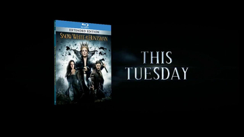 Snow White and the Huntsman Blu-Ray and DVD TV Spot