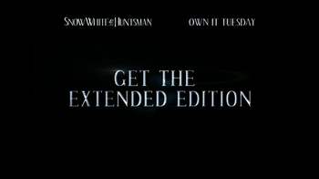 Snow White and the Huntsman Blu-Ray and DVD TV Spot - Thumbnail 3