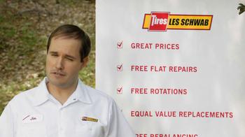 Les Schwab Free Tire Protection TV Spot - Thumbnail 5