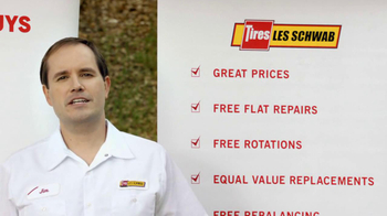Les Schwab Free Tire Protection TV Spot - Thumbnail 7