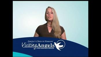 Visiting Angels TV Spot Keeping Independence - Thumbnail 1
