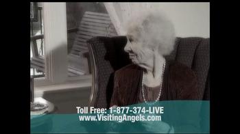 Visiting Angels TV Spot Keeping Independence - Thumbnail 2