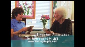 Visiting Angels TV Spot Keeping Independence - Thumbnail 3
