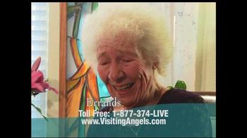 Visiting Angels TV Spot Keeping Independence - Thumbnail 4