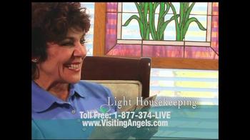 Visiting Angels TV Spot Keeping Independence - Thumbnail 5
