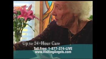 Visiting Angels TV Spot Keeping Independence - Thumbnail 6