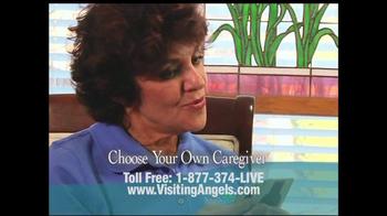 Visiting Angels TV Spot Keeping Independence - Thumbnail 7
