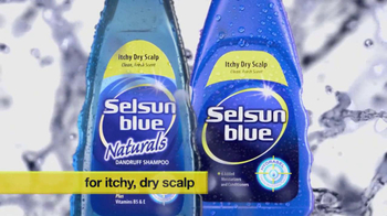 Selsun Blue TV Spot, 'Itchy, Dry Scalp' - Thumbnail 10