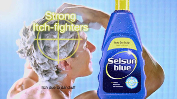 Selsun Blue TV Spot, 'Itchy, Dry Scalp' - Thumbnail 5