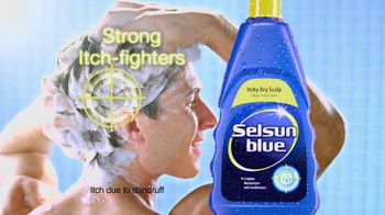 Selsun Blue TV Spot, 'Itchy, Dry Scalp' - Thumbnail 6