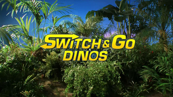 VTech TV Spot for Switch and Go Dinos - Thumbnail 7