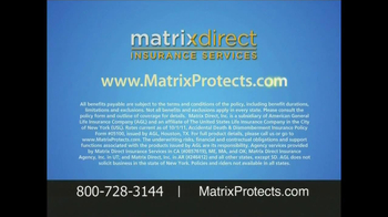 Matrix Direct TV Spot, 'Accidents Happen' - Thumbnail 9