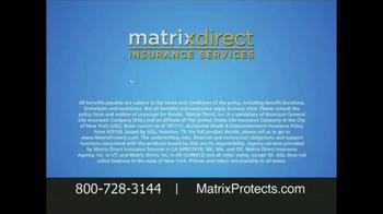 Matrix Direct TV Spot, 'Accidents Happen' - Thumbnail 8