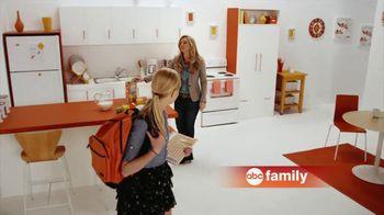 ABC Family TV Spot for Kellogg's Frosted Mini-Wheats