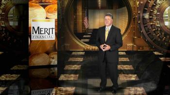 Merit Financial TV Spot for Gold