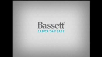 Bassett TV Spot for Labor Day Sale - Thumbnail 1
