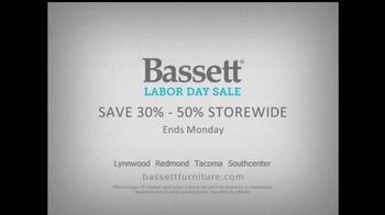 Bassett TV Spot for Labor Day Sale - Thumbnail 10