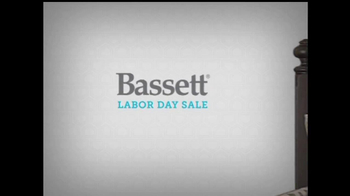 Bassett TV Spot for Labor Day Sale - Thumbnail 2