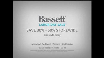 Bassett TV Spot for Labor Day Sale - Thumbnail 9
