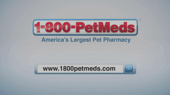 1-800-PetMeds TV Spot, 'Keeping Our Pets Healthy' - Thumbnail 1