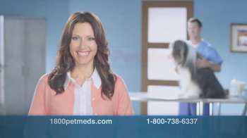 1-800-PetMeds TV Spot, 'Keeping Our Pets Healthy' - Thumbnail 3