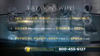 Lear Capital TV Spot for Silver - Thumbnail 7