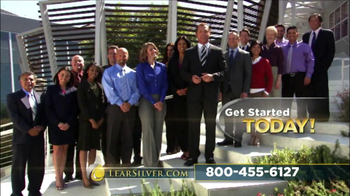 Lear Capital TV Spot for Silver - 660 commercial airings