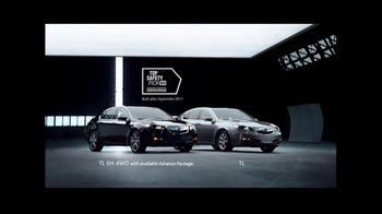 Acura TV Spot for TL - 247 commercial airings