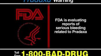 Pulaski & Middleman Attorneys TV Spot, 'Pradaxa' - Thumbnail 2