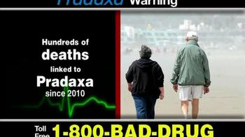 Pulaski & Middleman Attorneys TV Spot, 'Pradaxa' - Thumbnail 3
