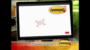 Command Damage-Free Hanging TV Spot, 'Messy Bedroom' - Thumbnail 9