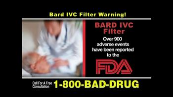 Pulaski & Middleman, L.L.C, Attorneys TV Spot for Bard IVC Filters - Thumbnail 4