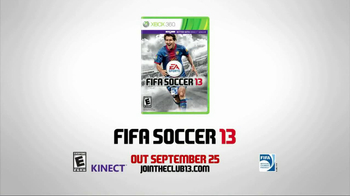 FIFA Soccer 13 TV Spot, 'Better With Kinect' Ft. ASAP Rocky and Snoop Dogg - Thumbnail 9