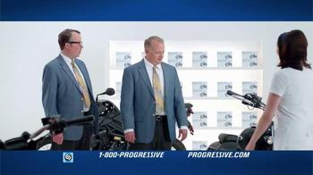 Progressive TV Spot, 'Falling Motorcycles' - Thumbnail 1