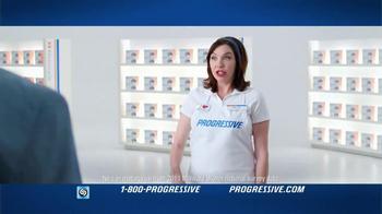 Progressive TV Spot, 'Falling Motorcycles' - Thumbnail 2