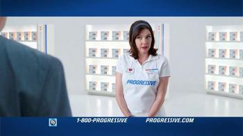 Progressive TV Spot, 'Falling Motorcycles' - Thumbnail 4