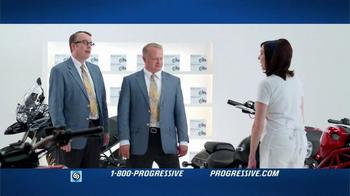 Progressive TV Spot, 'Falling Motorcycles' - Thumbnail 5