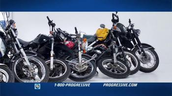 Progressive TV Spot, 'Falling Motorcycles' - Thumbnail 7