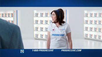 Progressive TV Spot, 'Falling Motorcycles' - Thumbnail 8