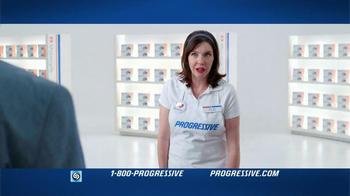 Progressive TV Spot, 'Falling Motorcycles' - Thumbnail 9