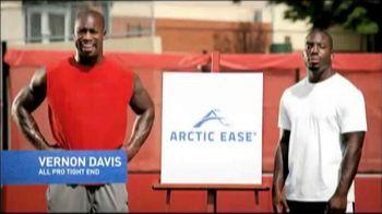 Arctic Ease TV Spot Featuring Vernon Davis, Vontae Davis