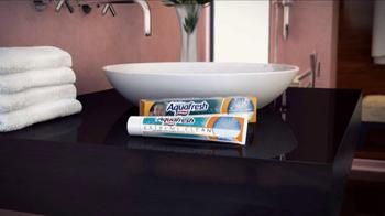 AquaFresh Extreme Clean TV Spot - Thumbnail 3