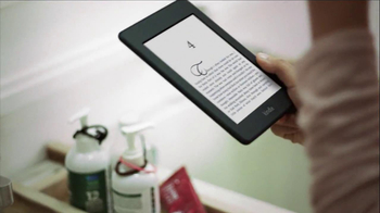 Amazon Kindle Fire HD TV Spot - Thumbnail 2