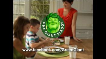 Green Giant TV Spot, 'One Giant Pledge' - Thumbnail 8