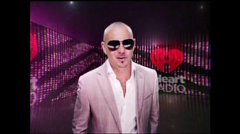 iHeartRadio TV Spot Featuring Katy Perry, Pitbull and Other Celebs - 312 commercial airings