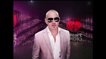 iHeartRadio TV Spot Featuring Katy Perry, Pitbull and Other Celebs