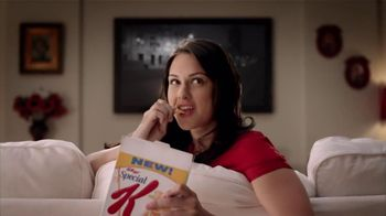 Special K Popcorn Chips TV Spot Featuring Salme Dahlstrom Song
