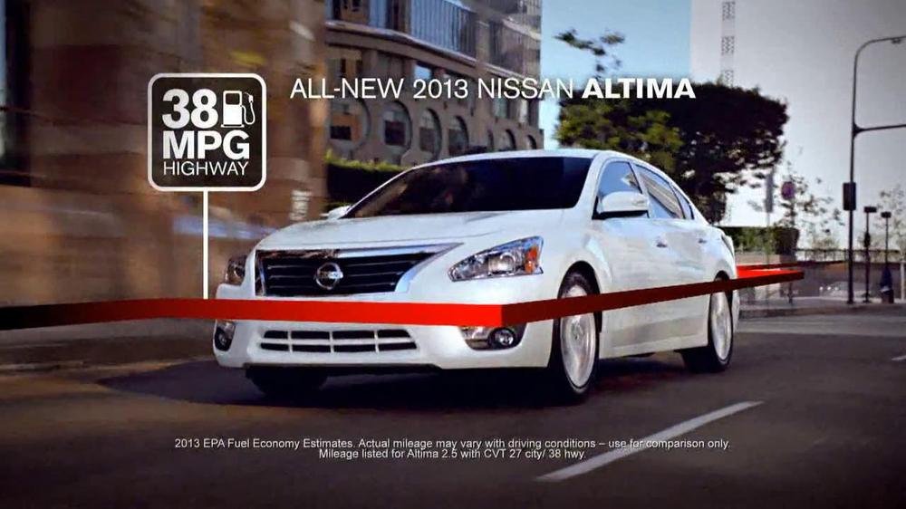 Nissan TV Commercial, 'Bottom Line' - iSpot.tv