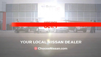 Nissan TV Spot, 'Bottom Line' - Thumbnail 10